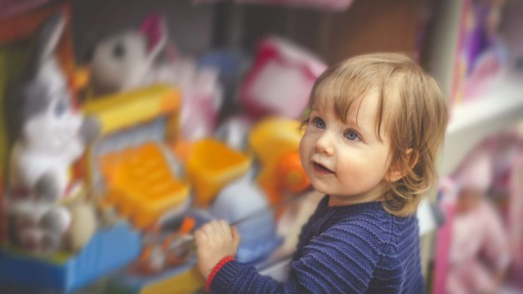 California is making its toy stores gender neutral and I think it's time Ireland did