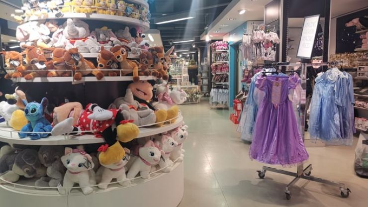 Penneys on Mary Street is basically a Disney Store now and it's amazing
