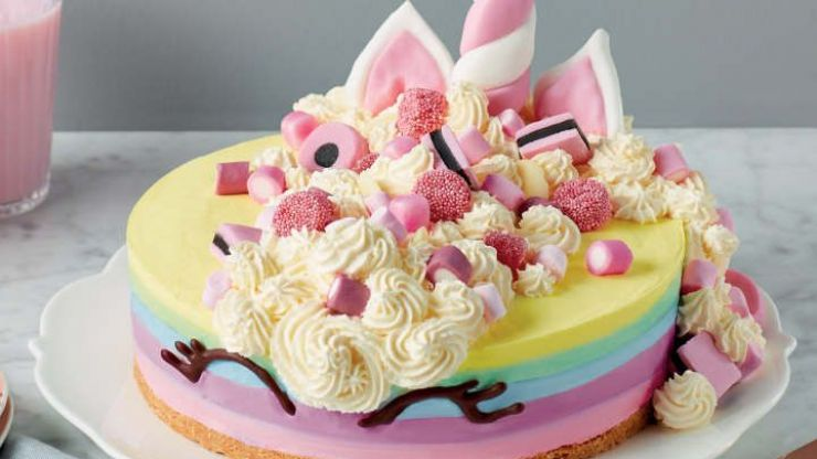 A Unicorn Cheesecake recipe perfect if you have a birthday coming up soon