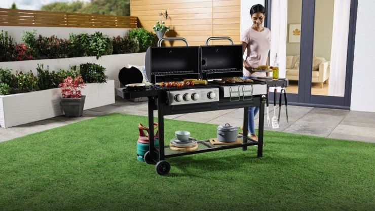 Aldi bring back their garden range so we can make our gardens feel like a holiday