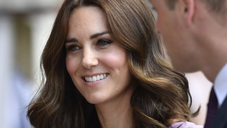 Kate Middleton's stunning pink suit is from M&S and it's still in stock