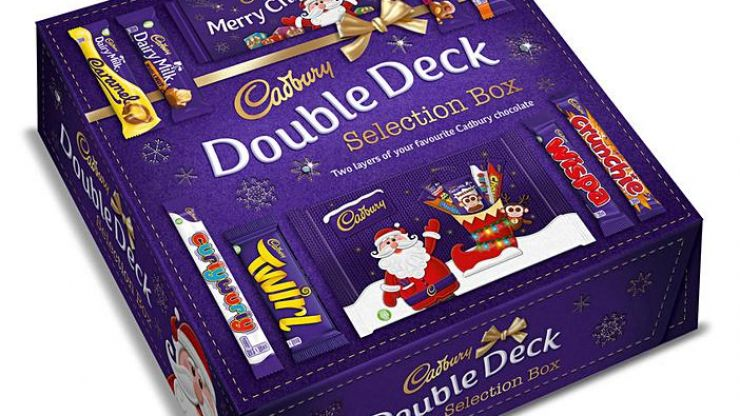 Double deck selection boxes are a thing and we need one immediately