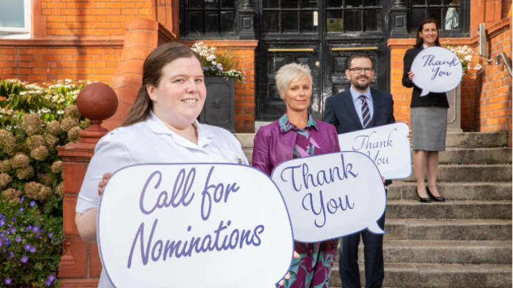 Pure Foundation Fund to award €5,000 to two outstanding midwives and nurses