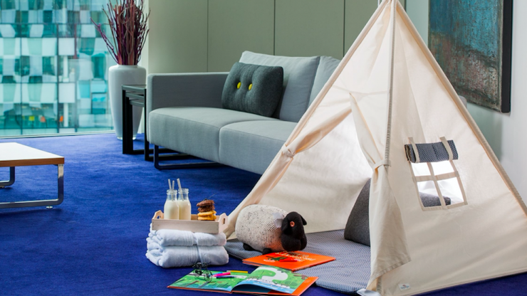 The Marker Hotel in Dublin launches Family Fun package just in time for midterm