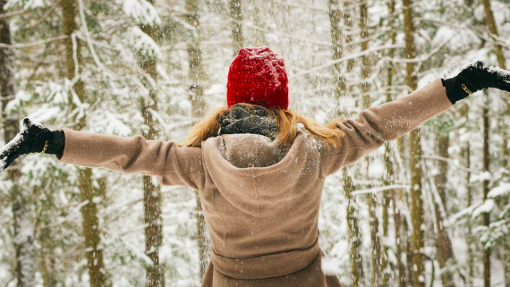 Winter time might just be the best time to get pregnant – and here's why