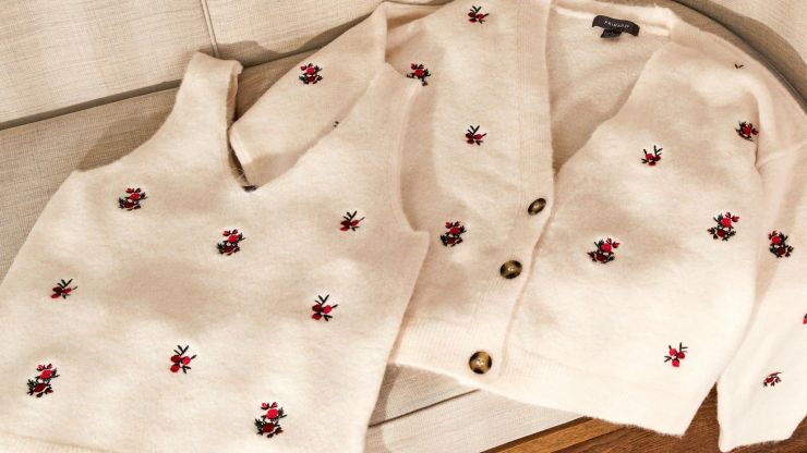 Three cardigans co-ords from Penneys we're buying when they reopen
