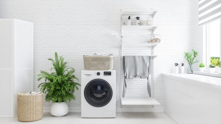 This ingenious hack to clean your washing machine is an absolute game changer