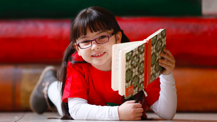 Specsavers launches children's writing competition to 'give people something to smile about'