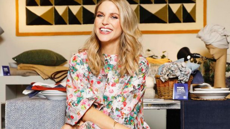 Amy Huberman has a nifty little Elf on the Shelf trick we are SO planning on stealing