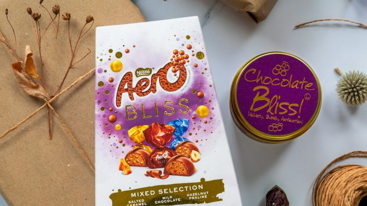Aero has just launched a chocolate scented candle and we need it in our lives