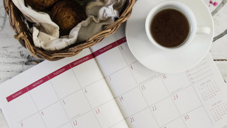 New year, fresh start: 5 easy ways to get organised for January (and you can start today)