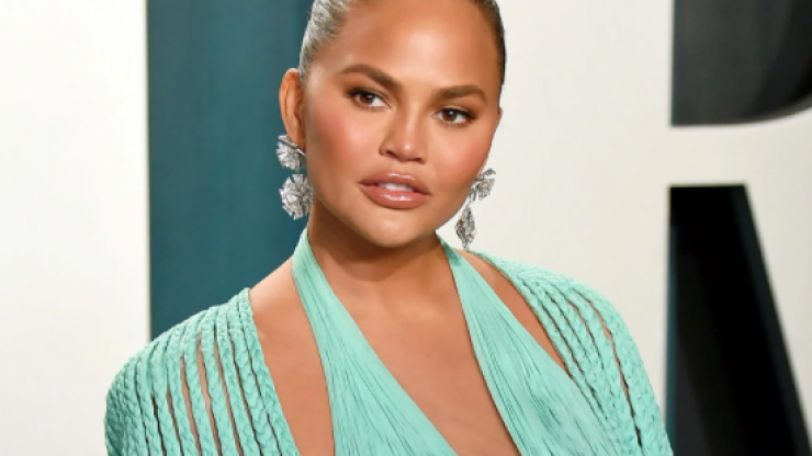 Chrissy Teigen wants everyone to have access to IVF