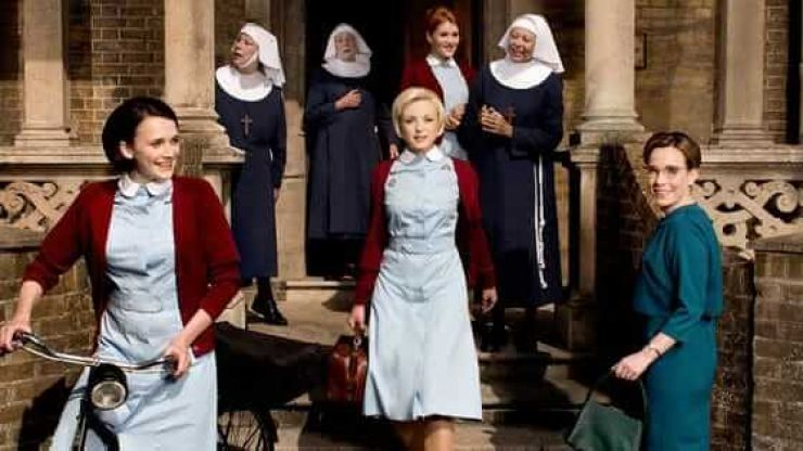Mark your calendar because Call The Midwife is back next week