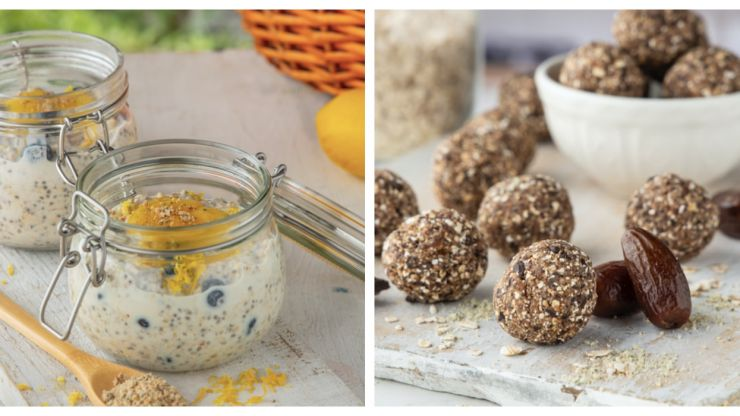 3 delicious and healthy things to try when you are in a breakfast rut