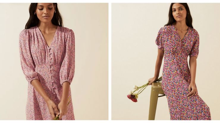 M&S launches designer collaboration with Ghost and it includes the PERFECT summer dress