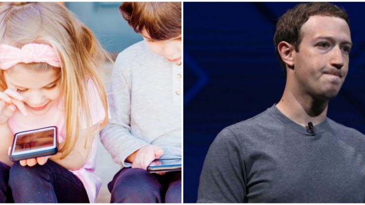 Mark Zuckerberg wants to launch an Instagram for kids – yes, really