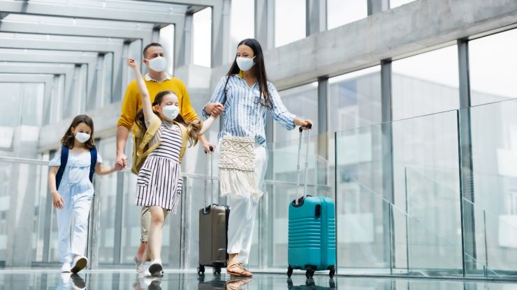 Chief Medical Officer advises families not to travel abroad for holidays
