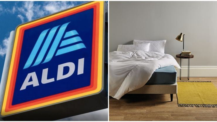 Struggling to sleep in the heat? Aldi has just launched 'cooling bedding'