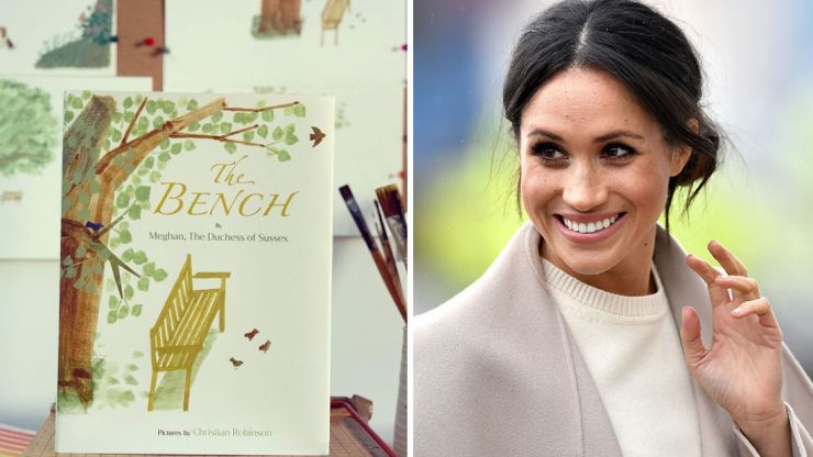 Meghan Markle wrote a kid's book and it's getting absolutely trashed by critics