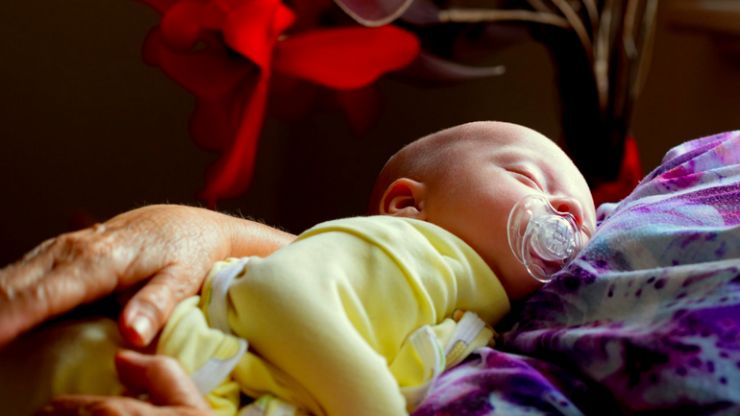 In my opinion, this is the ONLY advice new parents should be given about babies and sleep