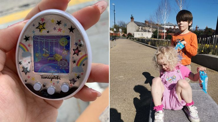Owning a Tamagotchi prepared me for parenthood in a way no parenting book could