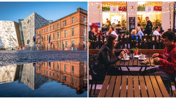 Autumn staycation? There are tons of great reasons to book a stay in Belfast right now