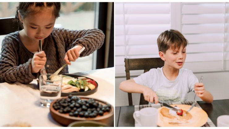 The eye-opening reason children benefit from sitting down for family dinners
