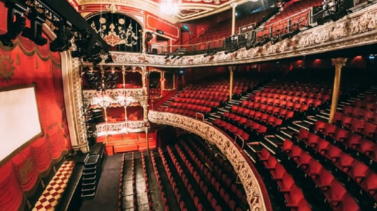 It's official! The Olympia Panto will return this Christmas