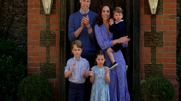 Windsor Calling: Prince William and Kate moving family out of London for more 'privacy'