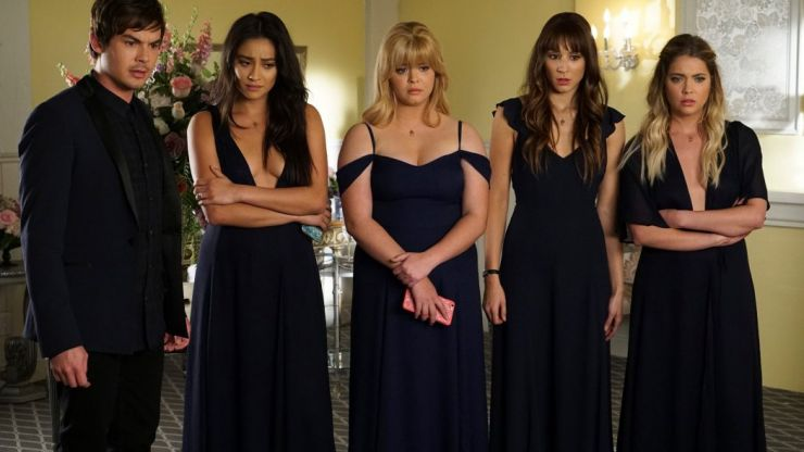 Pretty Little Liars fans are going to love new series One Of Us Is Lying