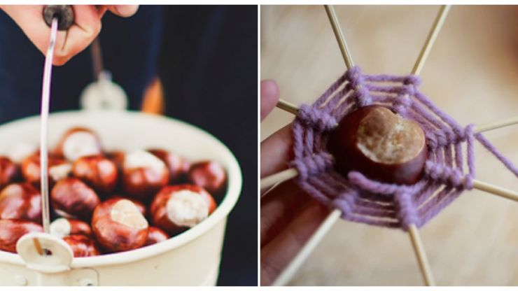10 fun (and creative) things to do with all the conkers your kids have picked