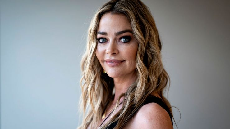 """Denise Richards """"saddened"""" by daughter's claims of """"abusive household"""""""