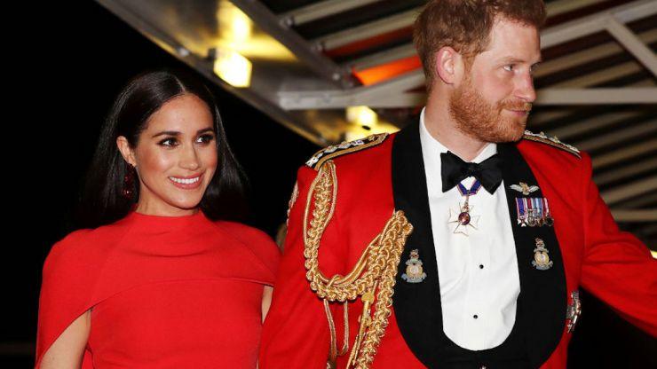 A Royal Reunion: Prince Harry and Meghan to return to England for Christmas