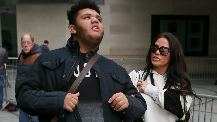 Katie Price moves son Harvey to residential college to give him a chance at an independent life