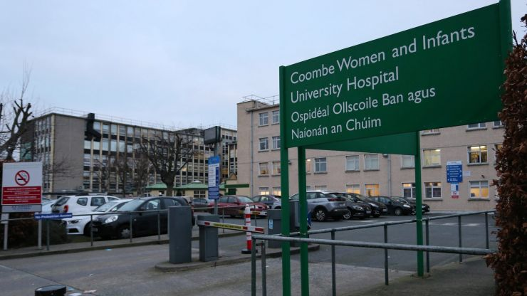 Apology issued after family members of Coombe staff given vaccine