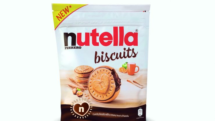 Nutella Biscuits have arrived in Ireland
