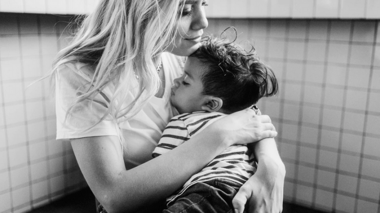 Children sense when mum is stressed out – and it harms them more than you know