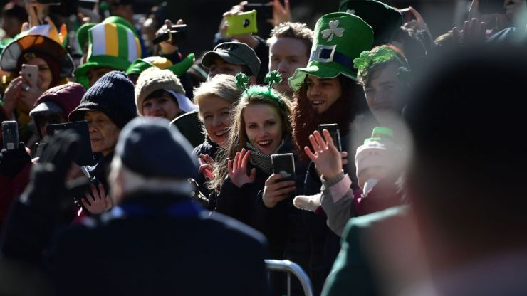 St Patrick's Day parade cancelled for second year in a row