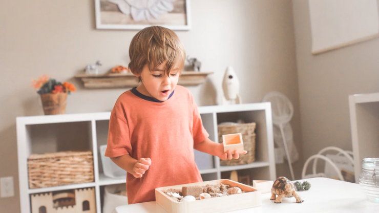 The two most important words you need in your vocabulary when raising toddlers