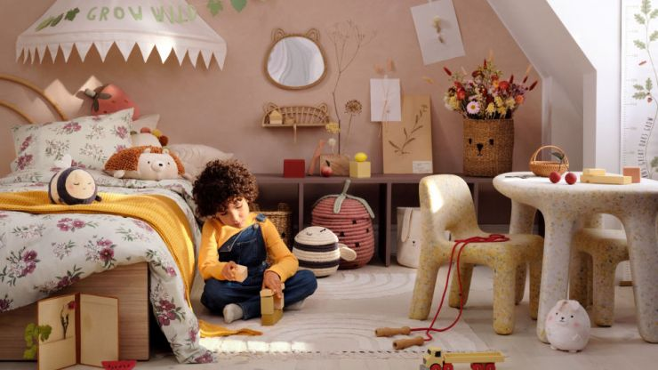 Grow wild: We love these adorable kids' room buys from H&M Home