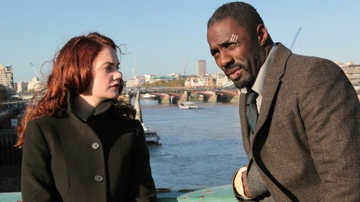 Luther movie will start filming this year, Idris Elba confirms