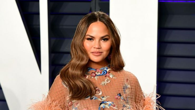 Chrissy Teigen pays tribute to baby Jack on what would have been his due date
