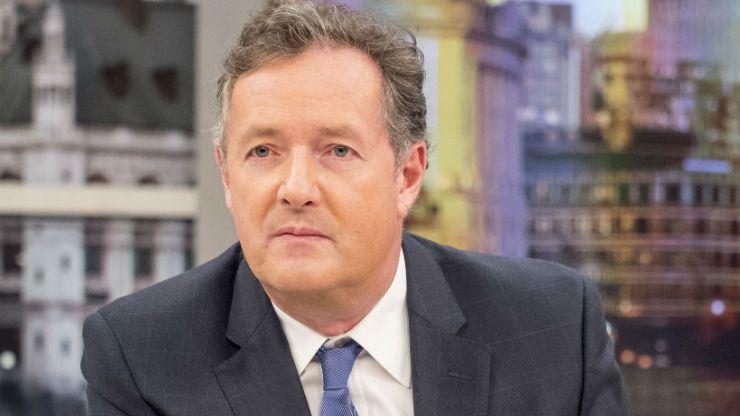 "Piers Morgan in ""£10m bidding war"" after Good Morning Britain exit"