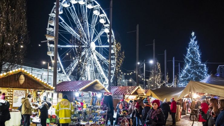 It's back! The magical Galway Christmas Market given the go-ahead for 2021