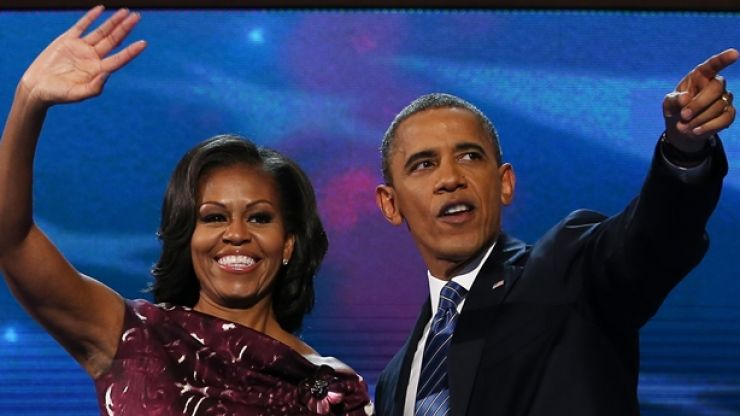The Obamas have just landed a mega payday for their book deal