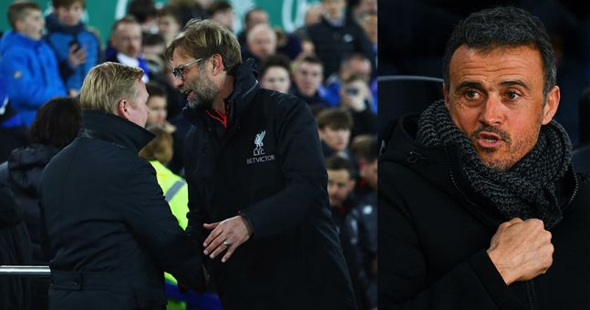 Merseyside fears the worst as Barcelona confirm Luis Enrique's exit