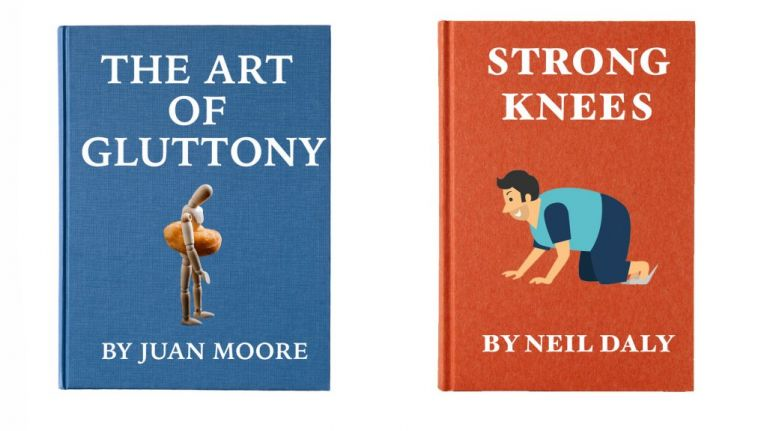12 Dad humour book puns ripe for cringing at on World Book