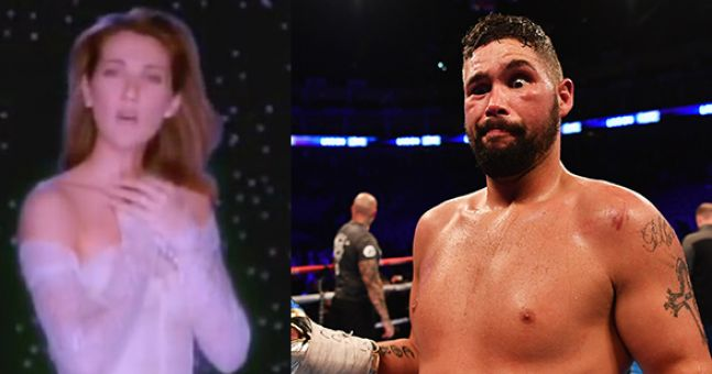 Tony Bellew's victory is, of course, even better with Titanic ...