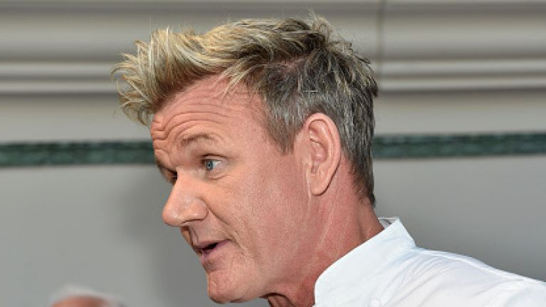 gordon ramsay is doling out cooking tips online and he s terrifying