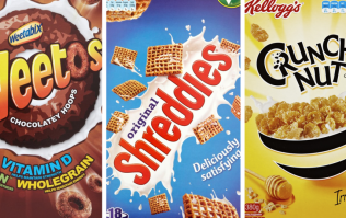 The correct and definitive ranking of breakfast cereals